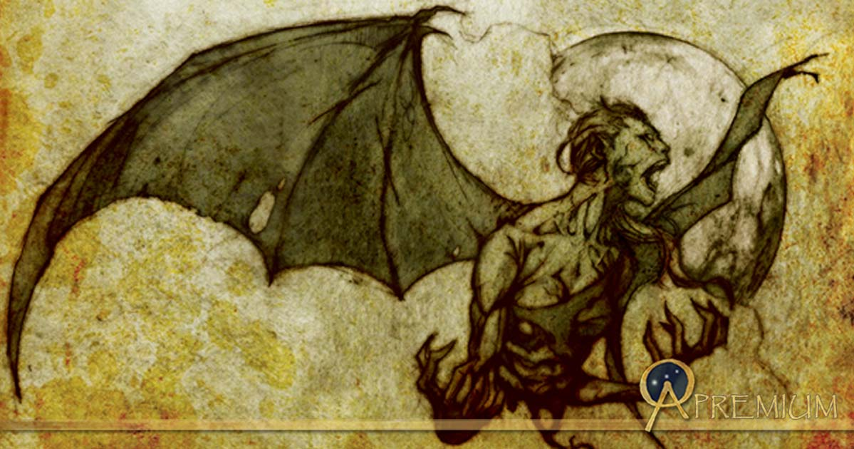 Manananggal, mythical creature of the Philippines