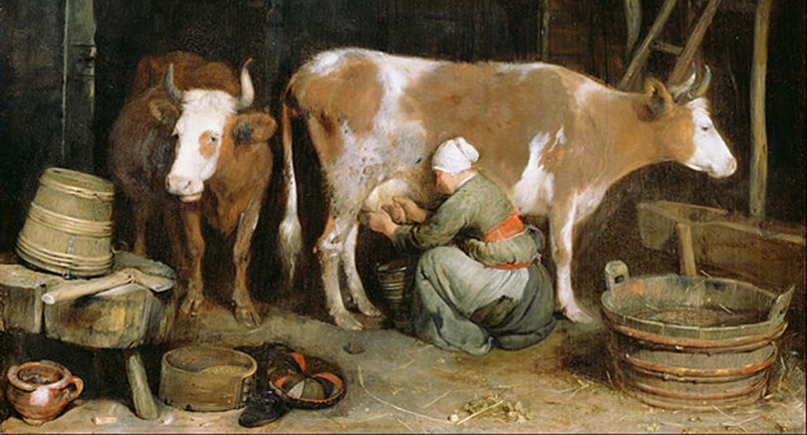 Should Adults Really Be Drinking Milk? Studying Neolithic Ancestors Suggests Not