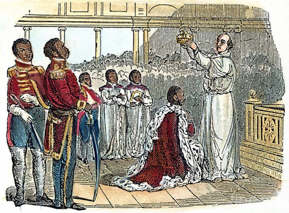 The Kingdom of Hayti and the Slave that Pronounced Himself King