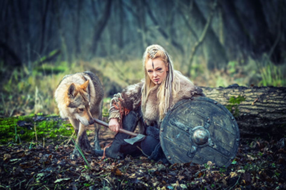 Ancient Slavic Woman Warrior Buried In Viking Graveyard With