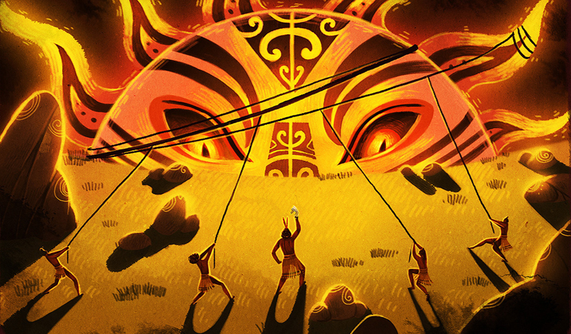 Legends Of The Sun From Solar Gods To Flying Chariots Ancient Origins
