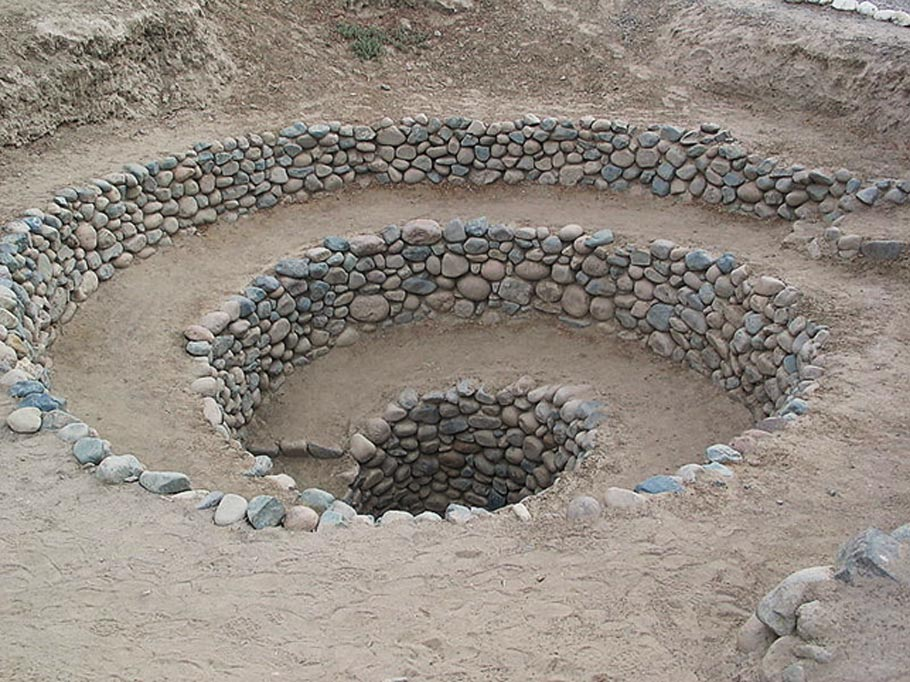 Solved: The Mystery of the Spiraling Holes in the Nasca Region of Peru