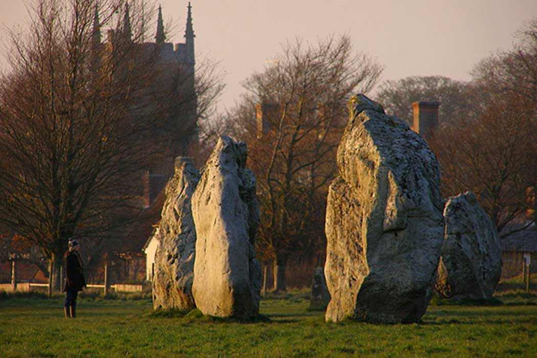 Was The Massive Stone Circle Of Avebury In Honor Of A
