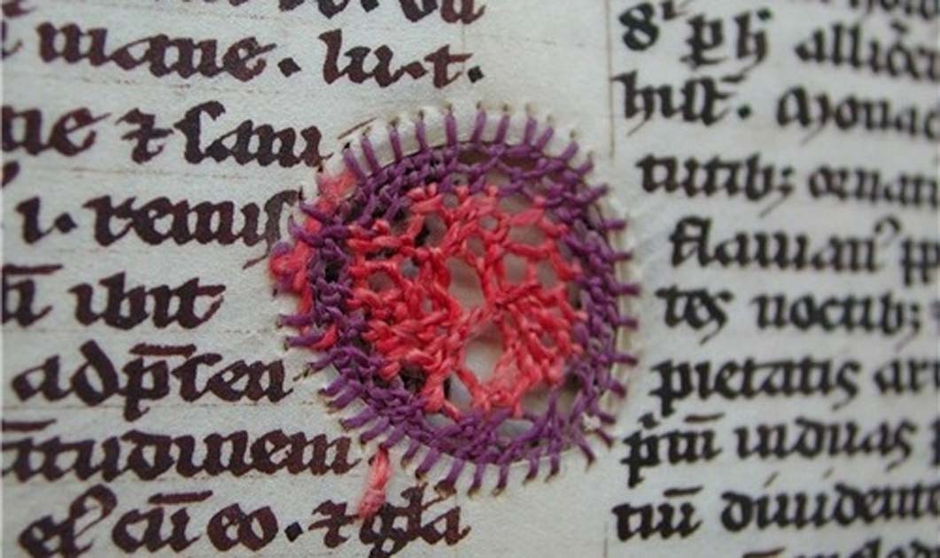 A Stitch in Time Saves Nine: The Crafty Story of Embroidery in Medieval Manuscripts