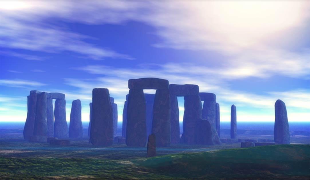 Stonehenge Druids Pledge Sacrifice To Try To Stop Tunnel