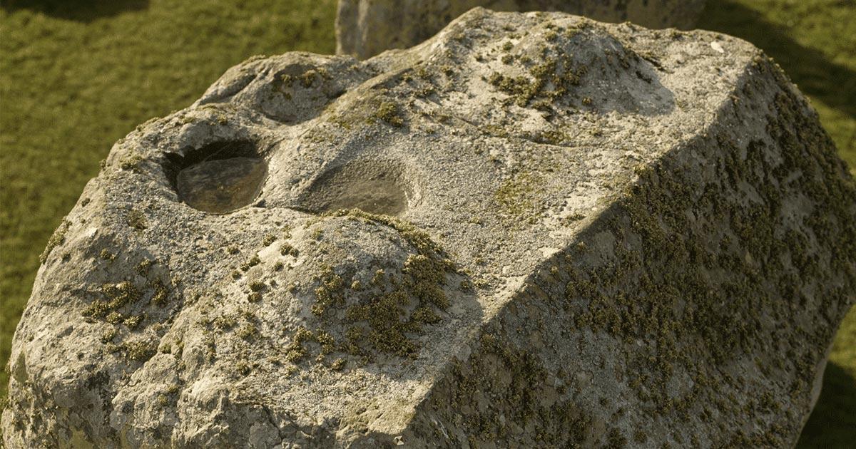 Stonehenge engineering.'