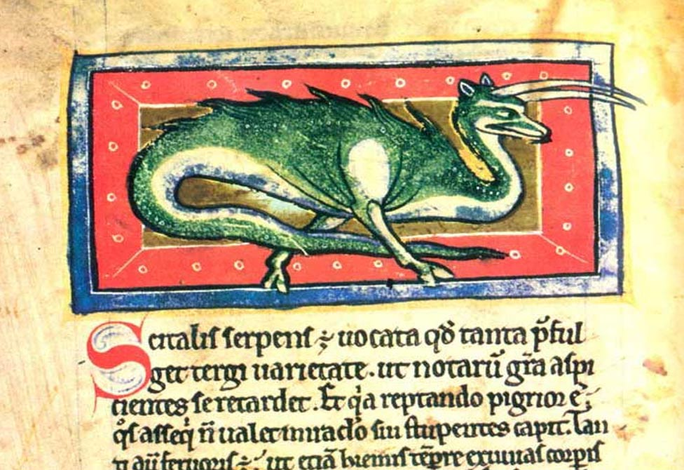 Strange beasts, mythological and real, graced the pages of ancient bestiaries.