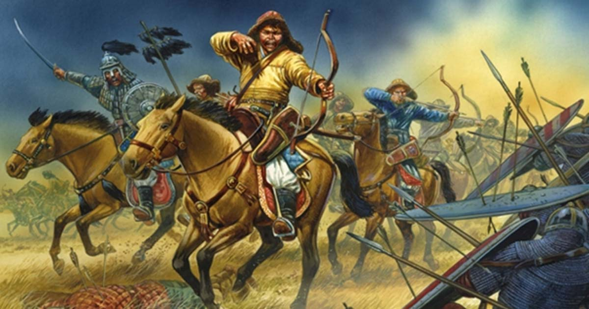 mongol brutality Genghis khan, the most brutal genius in history genghis khan, the most brutal genius in history responsible for the brutality of reconquista.