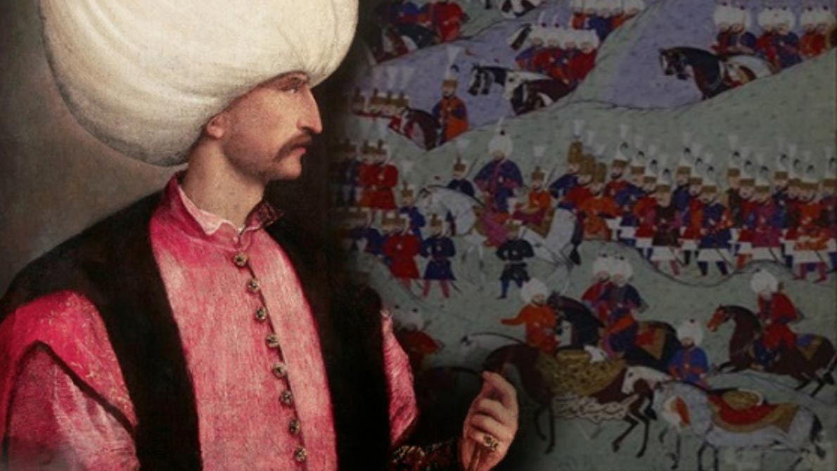 Suleiman the Magnificent history