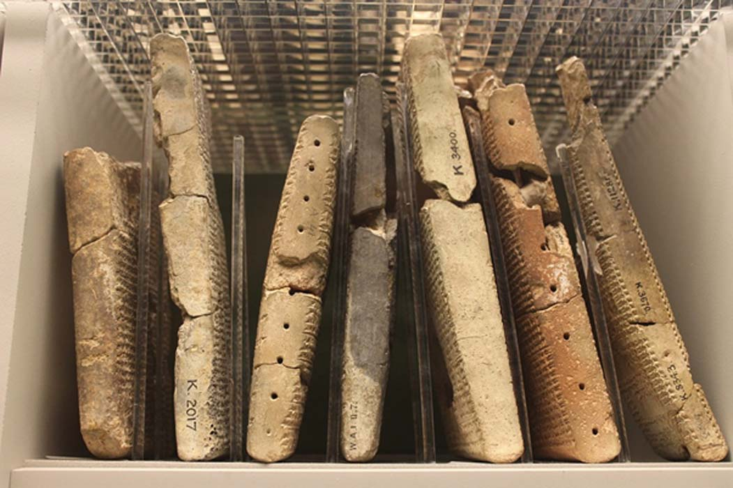 Sumerian tablets, Sumerian script is known as cuneiform. Source: Pixabay/ CC0