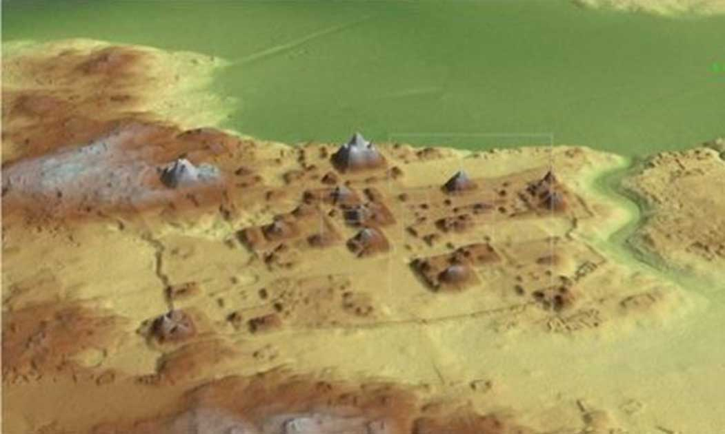 2,000-Year-Old Maya Superhighway Discovered in the Jungle of Guatemala