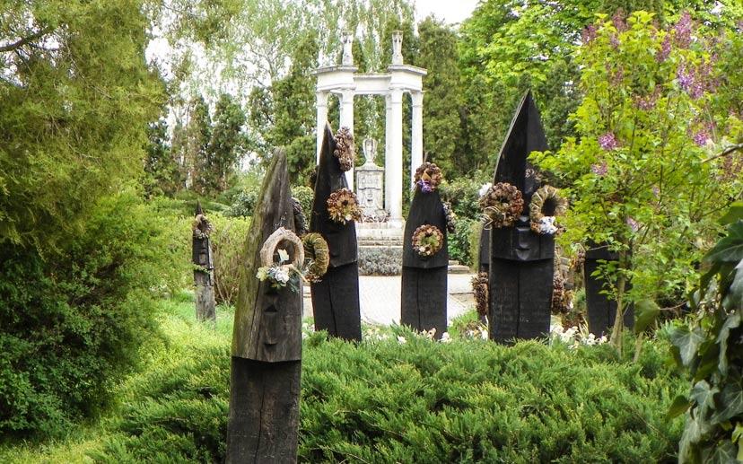 Szatmárcseke Cemetery