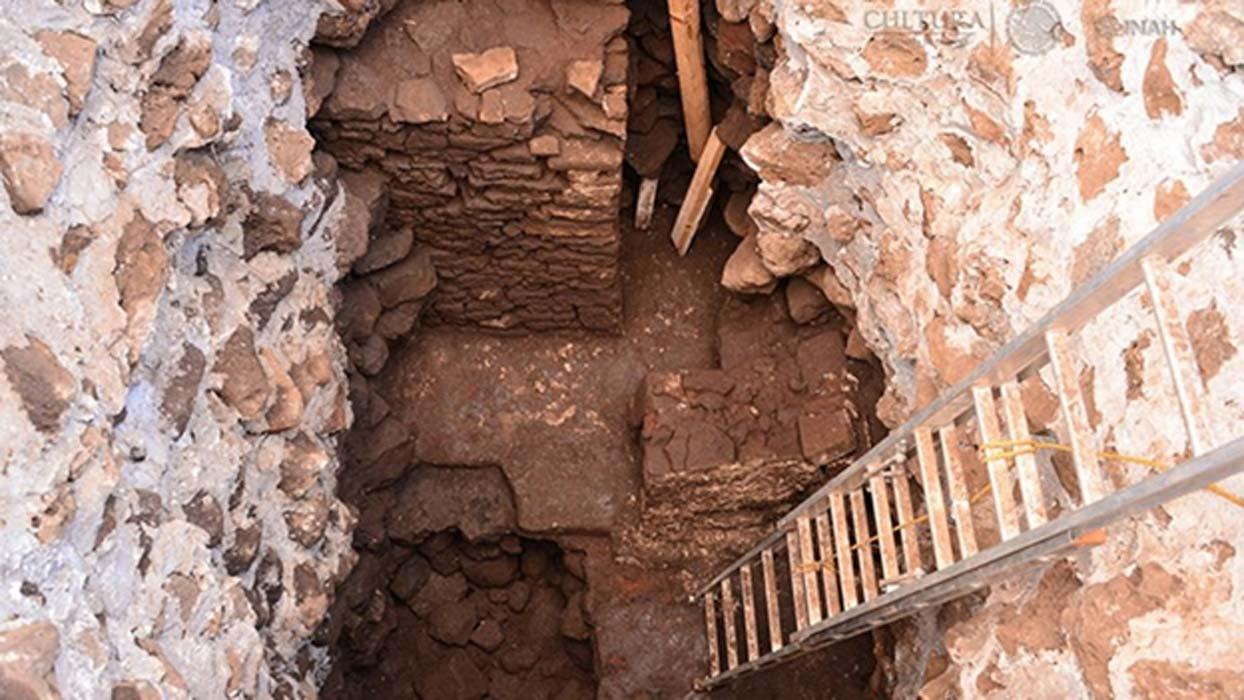 Mexican Earthquake Reveals Secret Temple in an Aztec Era ...
