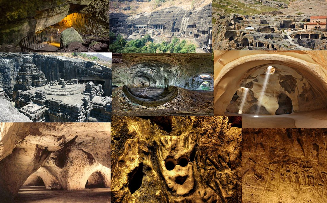 Ten Amazing Caves of the Ancient World