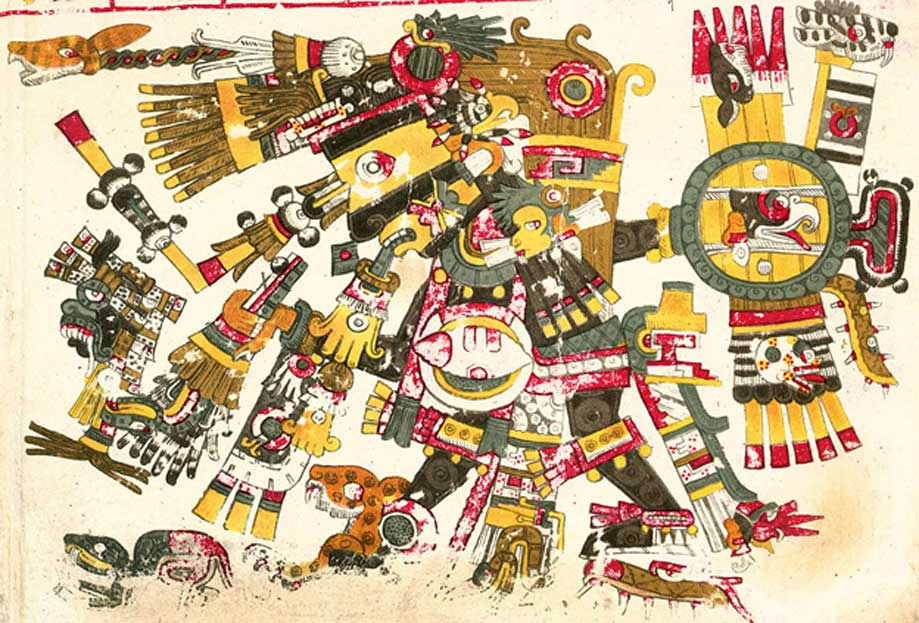 Tezcatlipoca How Does The Supreme God Of The Aztecs Compare To