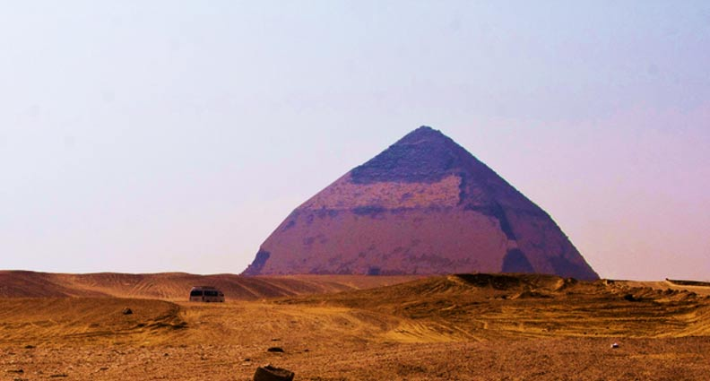 an analysis of the pyramids The hypothesis that the limestone that constitutes the major pyramids of the old kingdom of egypt is man-made stone, is discussed samples from six different sites at the traditionally associated quarries of turah and mokattam have been studied using thin-section, chemical x-ray analysis and x-ray diffraction.