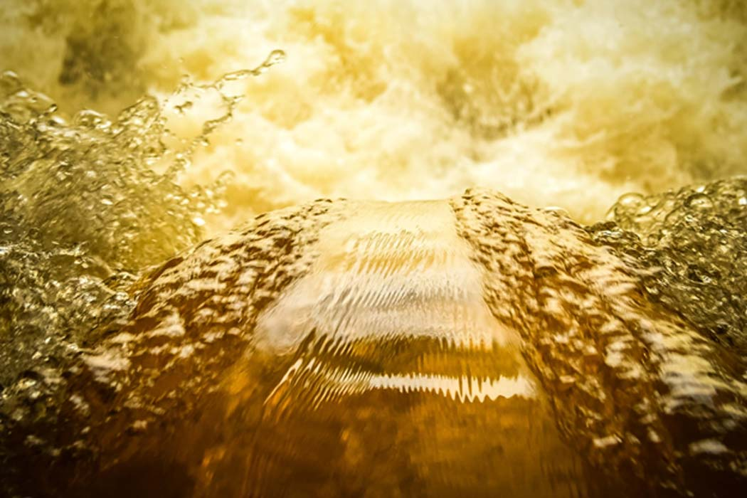 A flood of beer (kulkann / Adobe Stock)