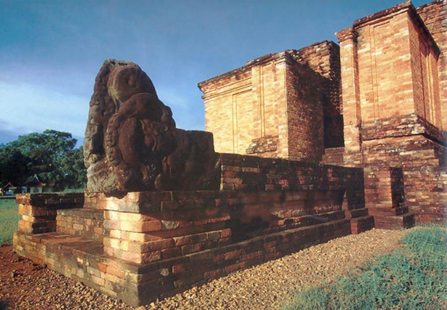 Los templos de Mi Hijo, construidos por el Reino de Champa.