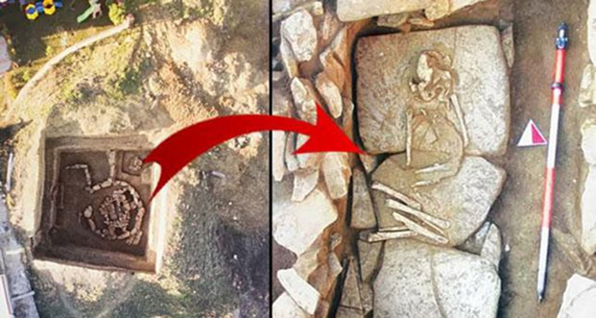 5,000-Year-Old Unlooted Tomb of Thracian Warrior is Biggest Find of the Year in Turkey