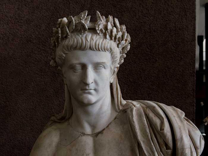 Tiberius as Jupiter – II.