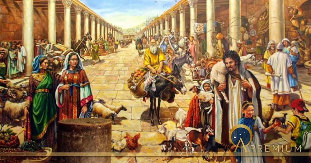 Scenes from Jerusalem (CC0)