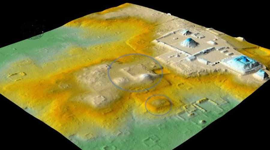 """LiDAR Tech Unearths """"Supertantalizing"""" Hidden Tikal Architecture"""