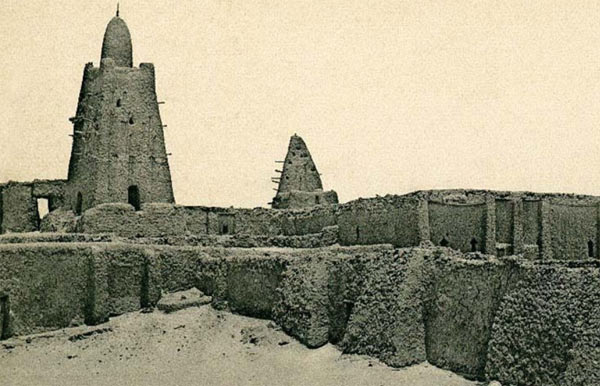 Timbuktu Monunments