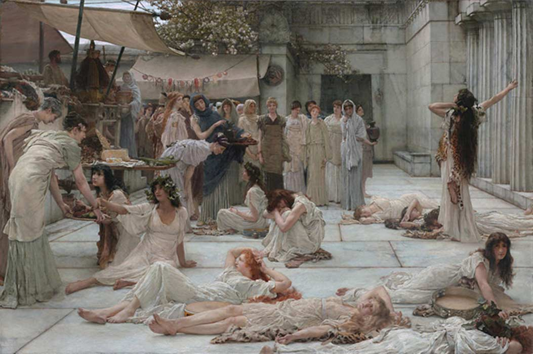 Time-Tested Cures? Ancient Civilizations Offer for Remedies for Hangovers