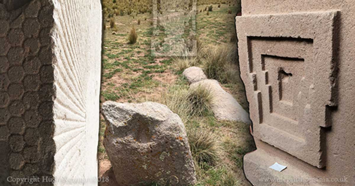 New Discoveries At Tiwanaku Puma Punku The Lost Statue Of
