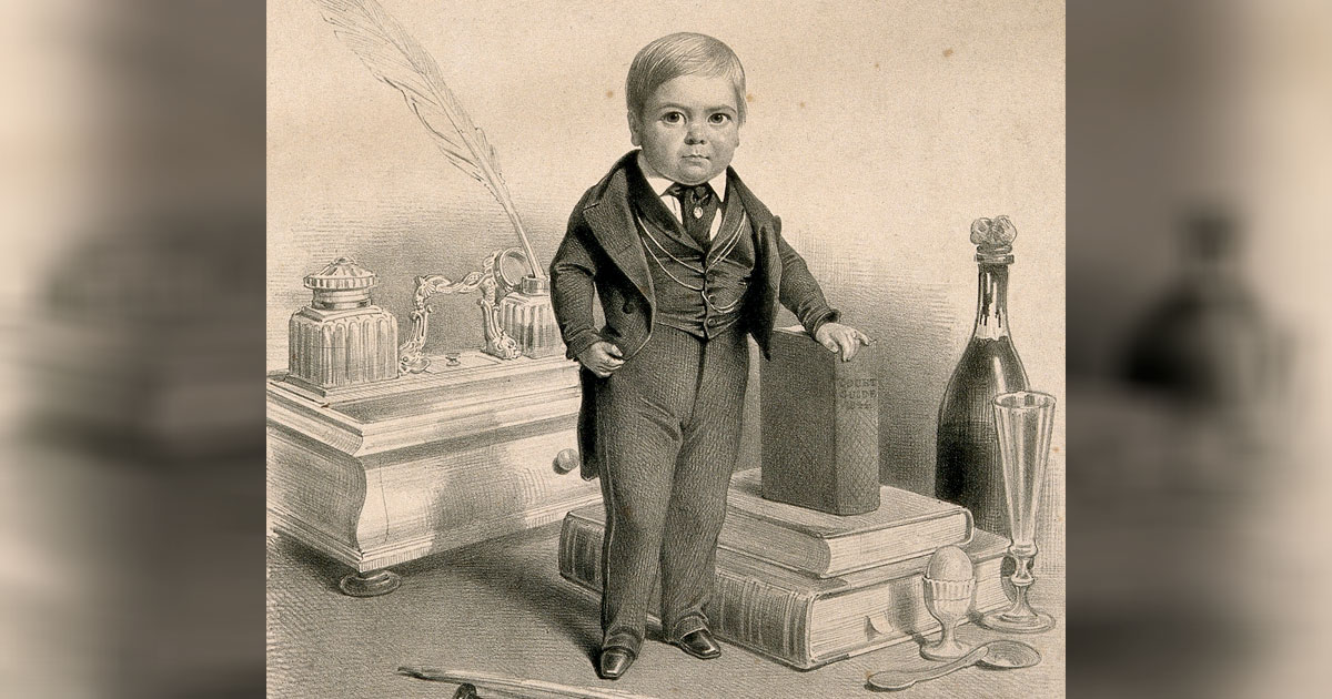 Who Was the Real Tom Thumb?