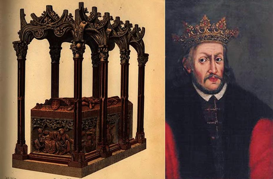 The Cursed Tomb of the Polish King Casimir IV Jagiellon