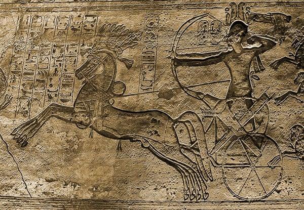 Trojans at the Battle of Qadesh | Ancient Origins
