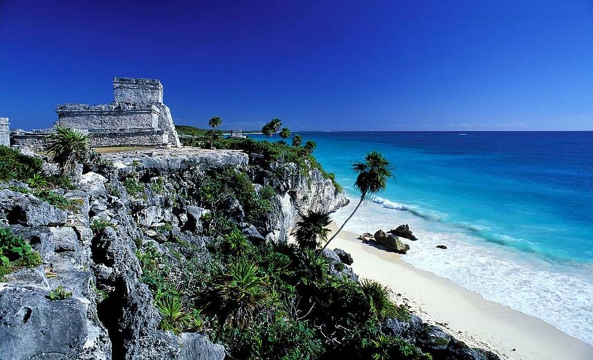 Tulum, the coastal paradise city of the Maya