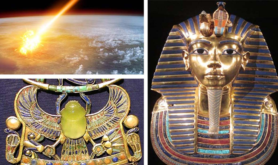 The Curse Of King Tuts Tomb Torrent: Tutankhamun's Scarab Brooch Confirmed As Born From A