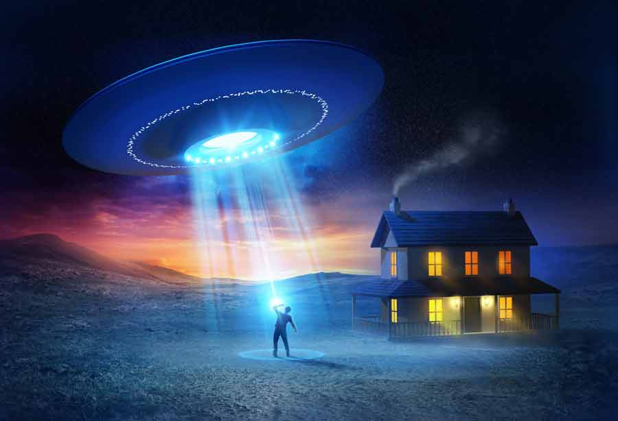 Upcoming UFO Report and its Implications for Human Origins Theory
