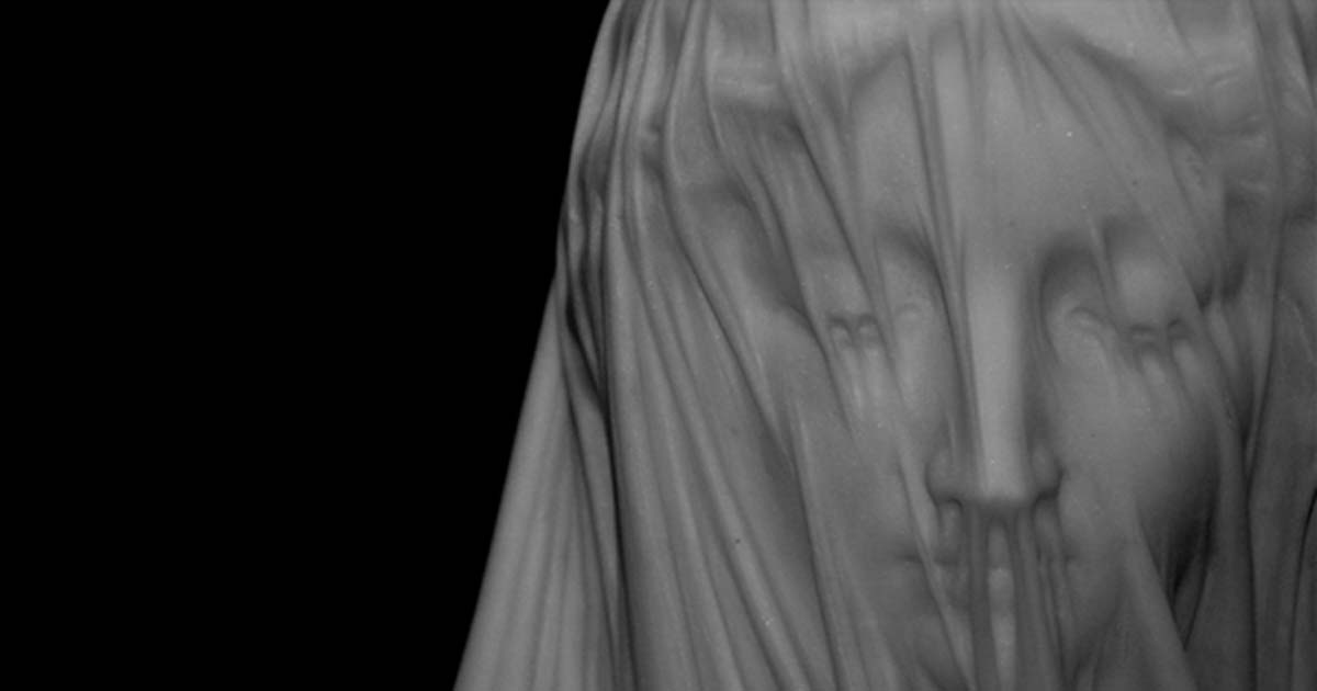 The Veiled Virgin.