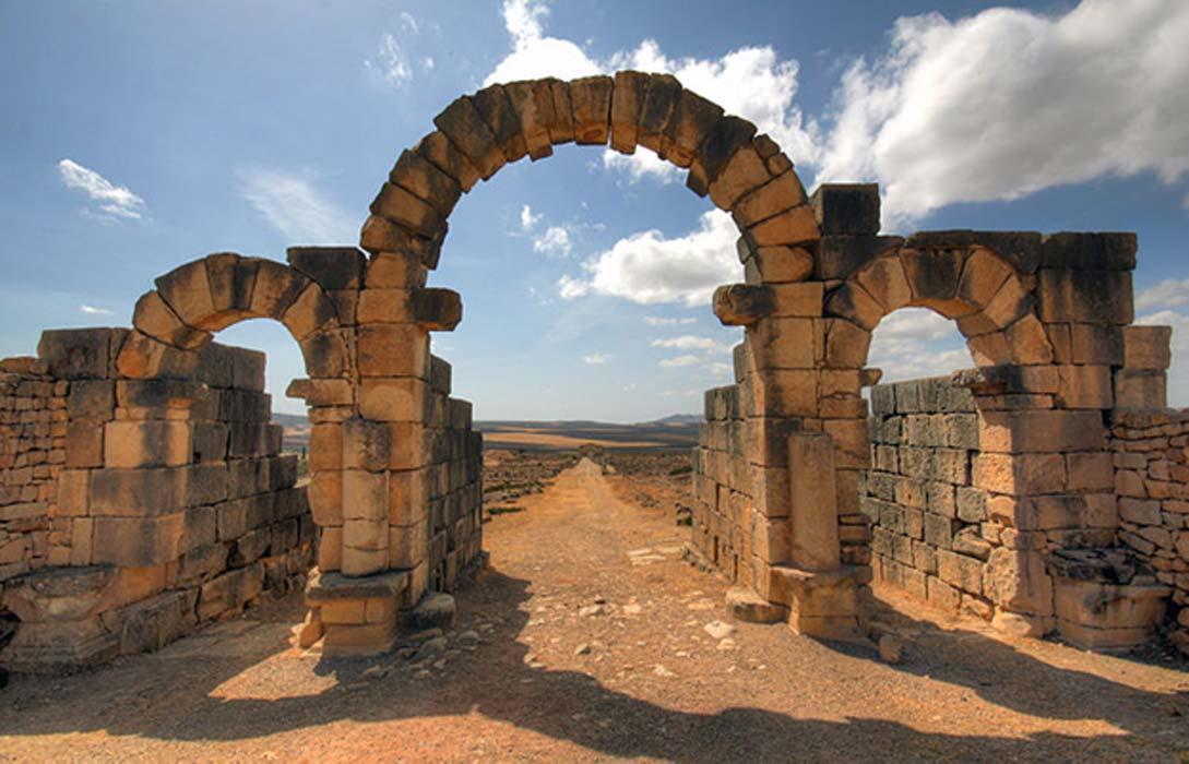 Tingis Gate, Volubilis.