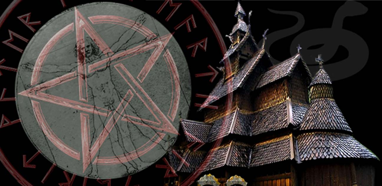 The Viking Serpent: Serpent Worship, Sacred Geometry, and Secrets of