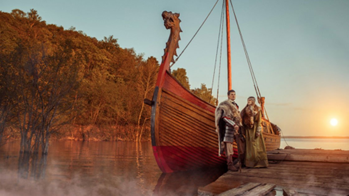 Viking explorers Source: diter /  Adobe Stock
