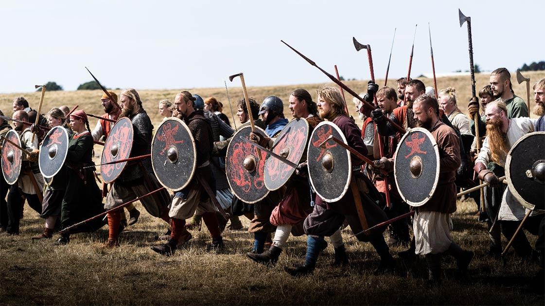 Viking Shield Technology Revealed in New Breakthrough Study