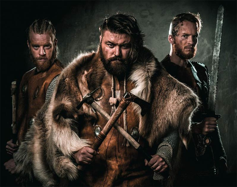 Vikings are most often remembered as warriors. Source: Nejron Photo /Adobe Stock