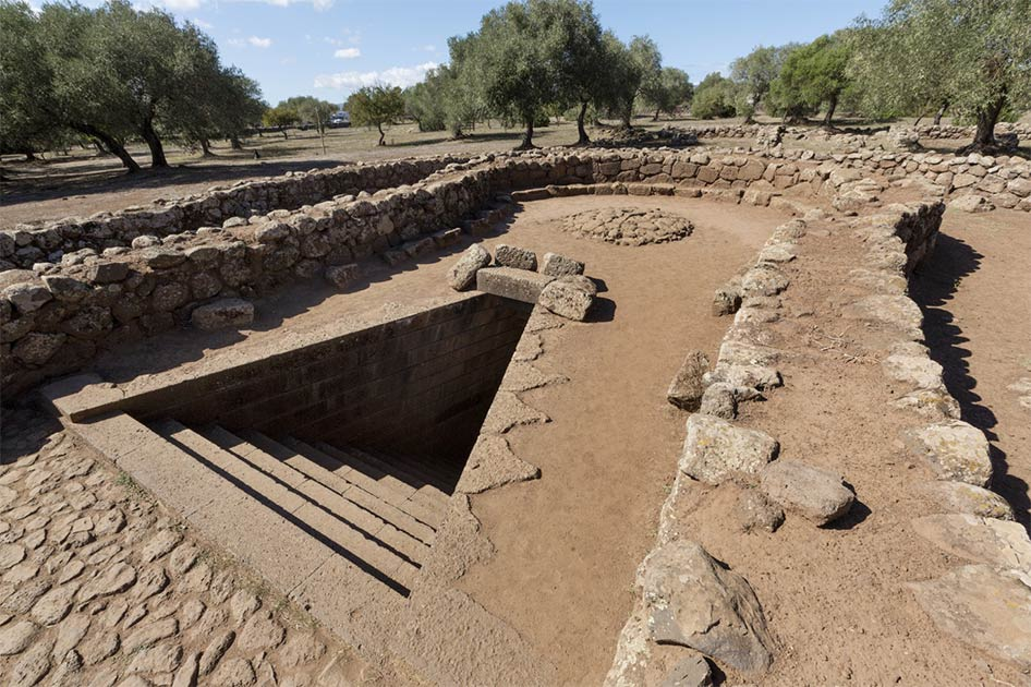 Master Architects of Sardinia: The Sacred Well of Santa Cristina