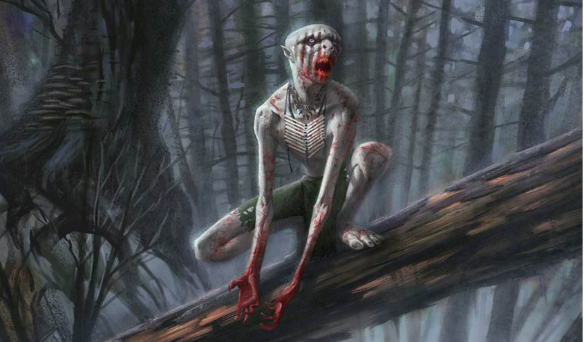 An image of a Wendigo.