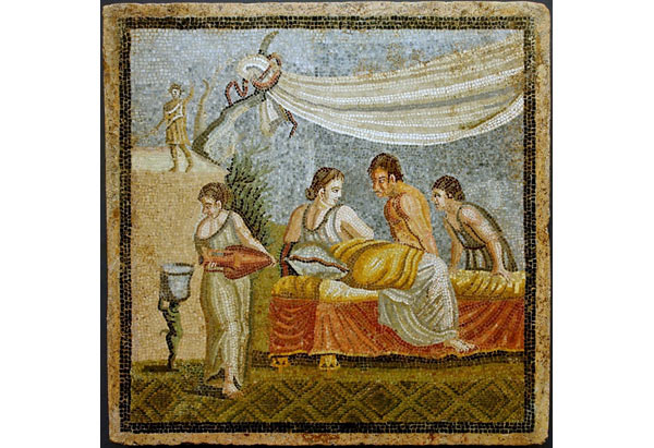 Women and Medicine in Rome