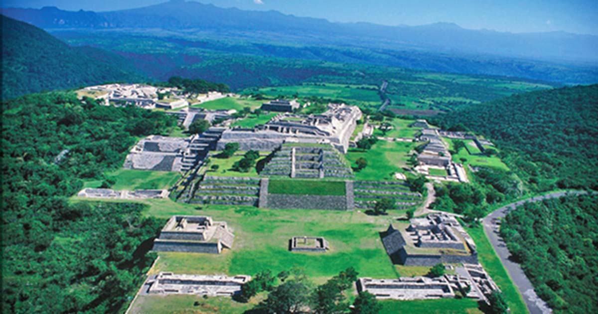 Xochicalco: New Wave Mayan City That Was a Prime Target for Destruction