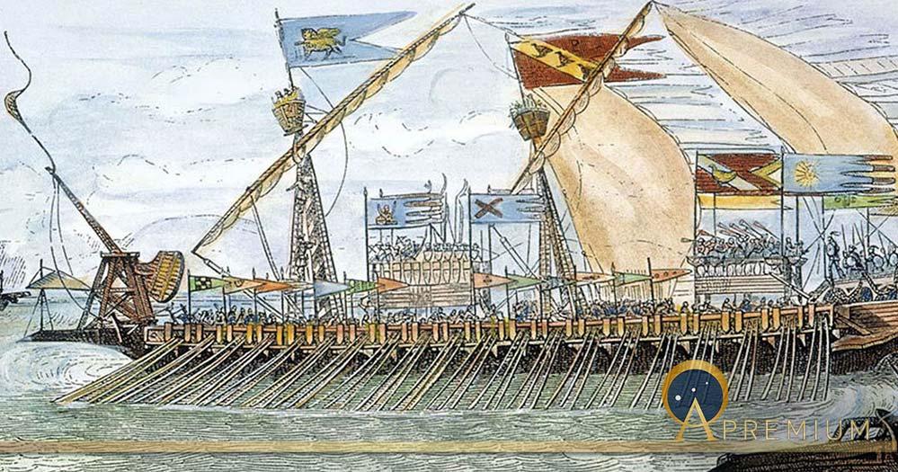 The Zeno Map And Travels Of the 14th-Century Venetian Zeno Brothers