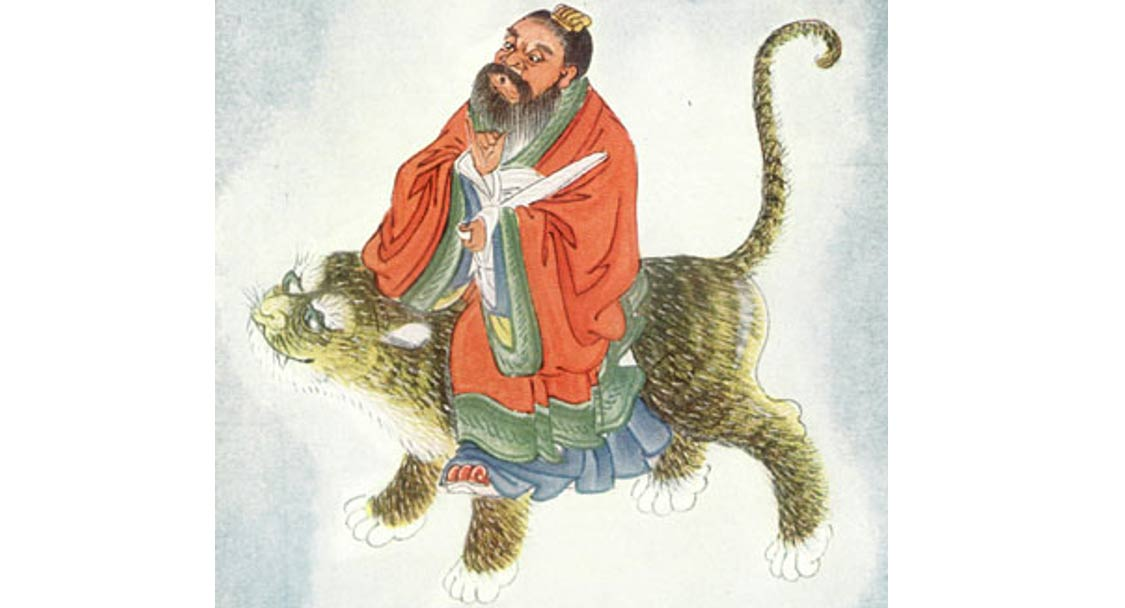 Zhang Daoling, the First Celestial Master of Taoism