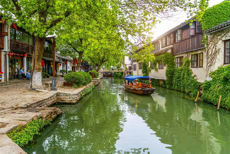 Zhouzhuang: China's Stunning and Popular Venice of the East