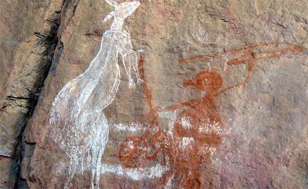 Australian Aboriginals Creation Myth