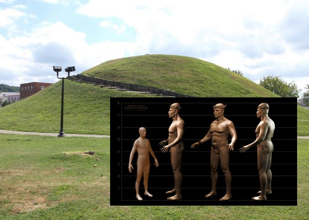 The Adena Giant Revealed: Profile of Prehistoric Mound Builders Adena-giants